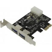 Espada <EU30AL> (OEM) PCI-Ex1, USB3.0, 2 port-ext