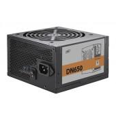 БП Deepcool 650W DN650 (24+2x4+2x6/8пин),80 Plus White