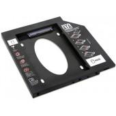 Шасси, optibay для жесткого диска/ссд 2.5 SATA вместо привода DVD SATA  для ноутбука