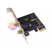 Espada <EM201B> Переходник M.2 -> PCI-Ex1, c выходами на 2 антенны