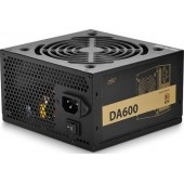 Deepcool DA600-M 600W (DP-BZ-DA600-MFM) (120mm, APFC, 80+ Bronze) Модульный