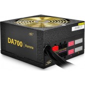 Deepcool DA700 700W (DP-BZ-DA700N) (120mm, APFC, 80+ Bronze)
