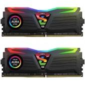 16GB (2x8GB) PC-25600 DDR4-3200 Geil Super Luce RGB SYNC (GLS416GB3200C16ADC) CL-16