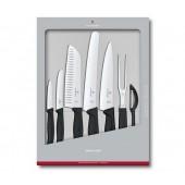 Victorinox Swiss Classic Kitchen (6.7133.5G) компл.:5шт черный подар.коробка