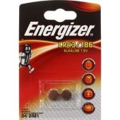 Батарейка (элемент питания) Energizer Alkaline LR43, 186 BL2, 1 штука