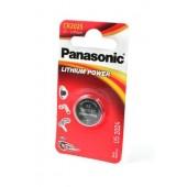 Батарейка (элемент питания) Panasonic Lithium Power CR-2025EL/1B CR2025 BL1, 1 штука