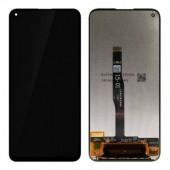 LCD дисплей для Huawei Honor 30s, Nova7 SE, P40 Lite 5g в сборе с тачскрином (черный) Оригинал