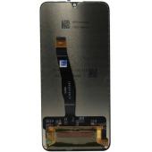LCD дисплей для Huawei P Smart 2019, PSmart2019 с тачскрином (черный) Оригинал УЦЕНКА