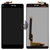 LCD дисплей для Xiaomi Mi 4, Mi4 в сборе с тачскрином (черный) Оригинал