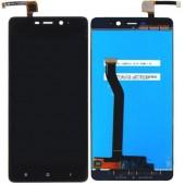 LCD дисплей для Xiaomi Redmi 4 Prime Redmi 4 Pro с тачскрином (Оригинал, черный)