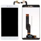 LCD дисплей для Xiaomi Redmi 4X в сборе с тачскрином (белый) Оригинал