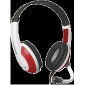 Гарнитура Defender Warhead G-120 (красный/белый) 64098