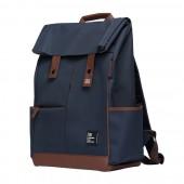 Ninetygo Colleage Leisure Backpack navy blue