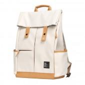 Ninetygo Colleage Leisure Backpack white