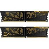 16GB (2x8Gb) PC-25600 DDR4-3200 Team Vulcan (TLTYD416G3200HC16CDC01) CL-16