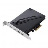 ASUS ThunderboltEX 4 (RTL) PCI-Ex4, 2xUSB-C, USB3.1, 2x miniDisplayPort