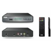 CADENA <CDT-1651SB> (Full HD A/V Player, HDMI, RCA, USB2.0, DVB-T2, ПДУ)