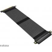 Akasa <AK-CBPE01-30B> Riser card PCI-Ex16 M -> PCI-Ex16 F, 300мм