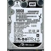 "Жесткий диск 2.5"" 500GB WD Black WD5000BPKX"