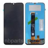 LCD дисплей для Huawei Honor 8S, Y5 2019 в сборе с тачскрином (черный) Оригинал-переклей