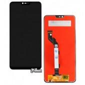 LCD дисплей для Xiaomi Mi 8 Lite с тачскрином (черный) Оригинал