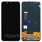 LCD дисплей для Xiaomi Mi 8 в сборе с тачскрином (черный) Оригинал