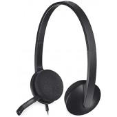 Гарнитура Logitech Headset H340, USB 981-000475