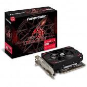 Видеокарта AMD Radeon PowerColor RX 550 Red Dragon (AXRX 550 2GBD5-HLEV2) 2Gb GDDR5 DVI+HDMI+DP RTL